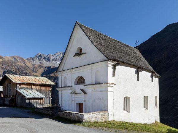 Kapelle Aussen