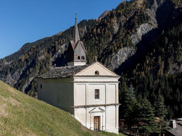 Kapelle Sontgissima Trinitad