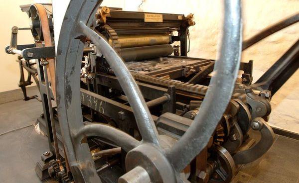 Presse im Deutsches Zeitungsmuseum