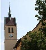 Pfarrkirche in Wäschenbeuren