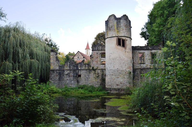 Schlossruine Daisbach