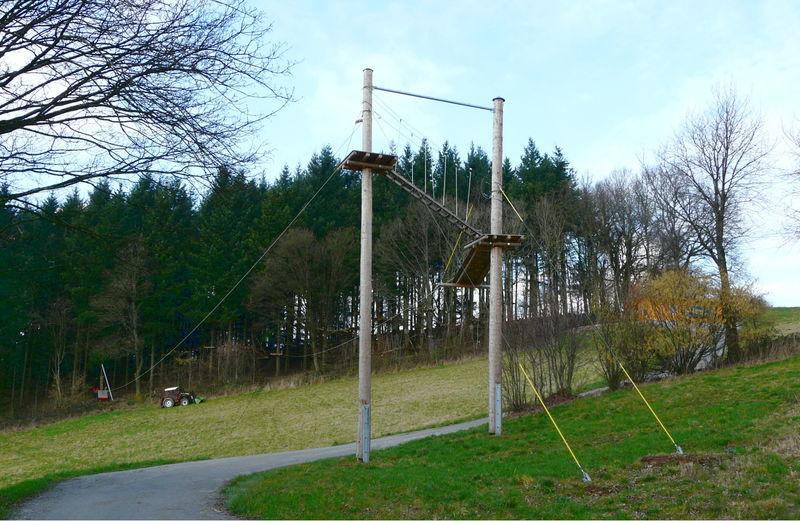 kletterwald wald michelbach region frankfurt rhein main. Black Bedroom Furniture Sets. Home Design Ideas