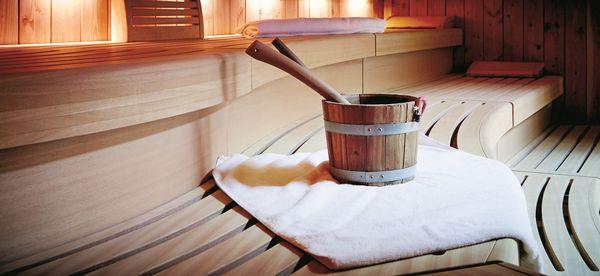 Albtherme Waldbronn Sauna