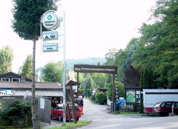 Campingplatz Albgau Waldbronn