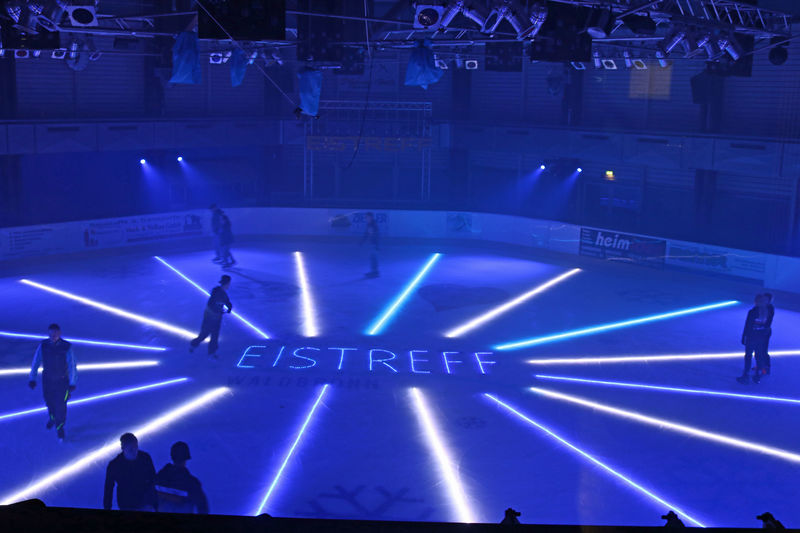Waldbronn Eislaufhalle