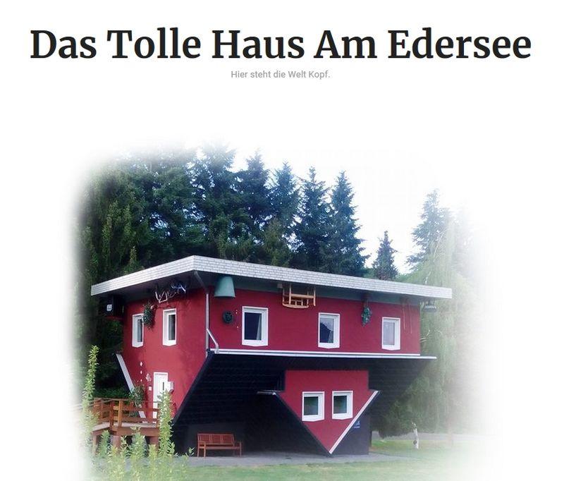 Haus Auf Kopf