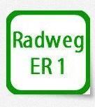 Radweg ER1