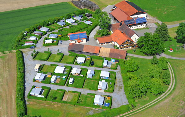 Gasthof Pindl mit Campingplatz in Walderbach
