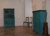 Möbelstücke im Kreismuseum Walderbach im ehemaligen Zisterzienserkloster Walderbach