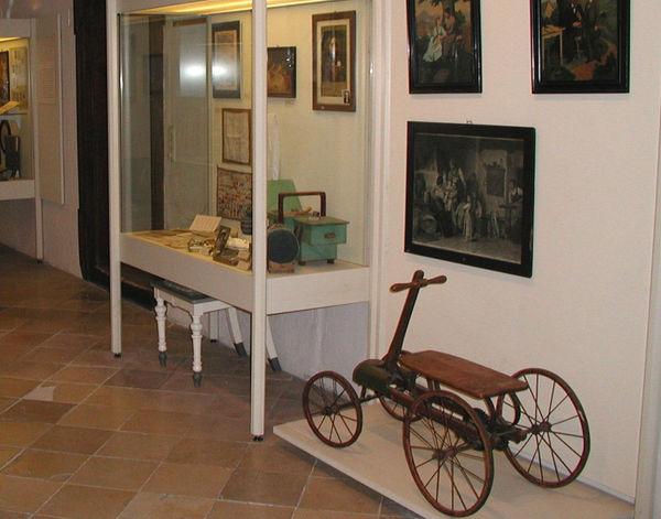 Ausstellung im Kreismuseum Walderbach im ehemaligen Zisterzienserkloster Walderbach
