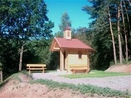 Wirts-Kapelle in Kirchenrohrbach