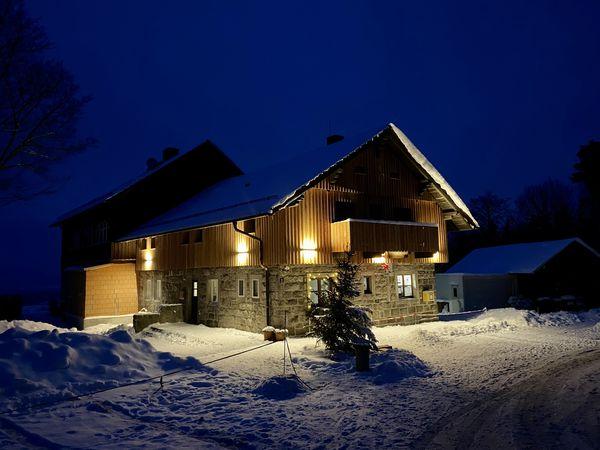 Winter am Marktredwitzer Haus