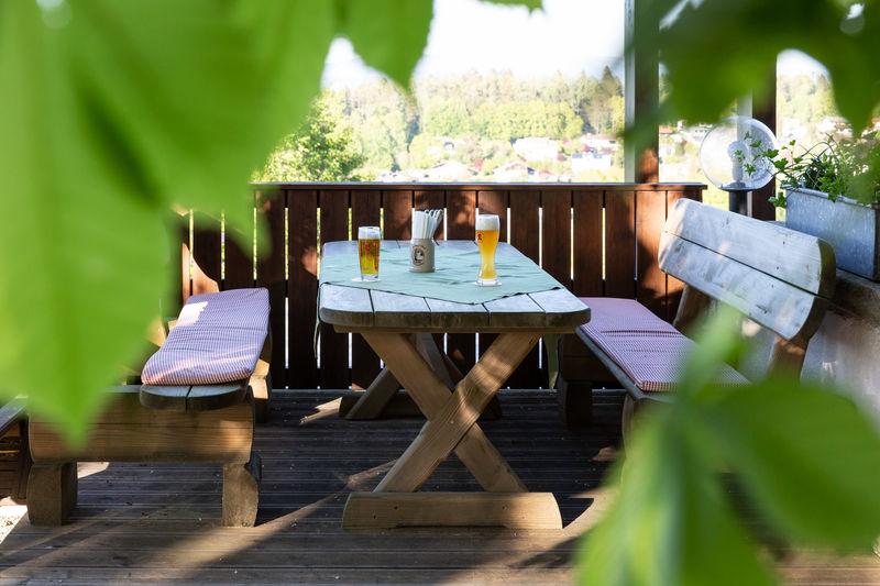 Hotel Gottinger mit Biergarten und eBike-Verleih in Waldkirchen