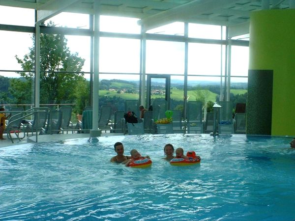 Badevergnügen im Karoli-Badepark in Waldkirchen
