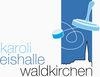 Logo der Karoli-Eishalle in Waldkirchen