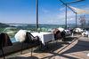 Feiner Hochgenuss auf der Dachterrasse mit falbelhaftem Ausblick