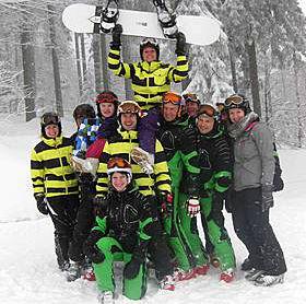 Das Team der Skischule Sport Jakob
