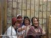 Frauen hinter Gittern bei den Waldkirchner Marktrichtertagen