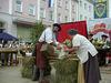 Strafvollzug bei den Waldkirchner Marktrichtertagen