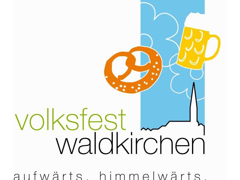 Logo Waldkirchner Volksfest