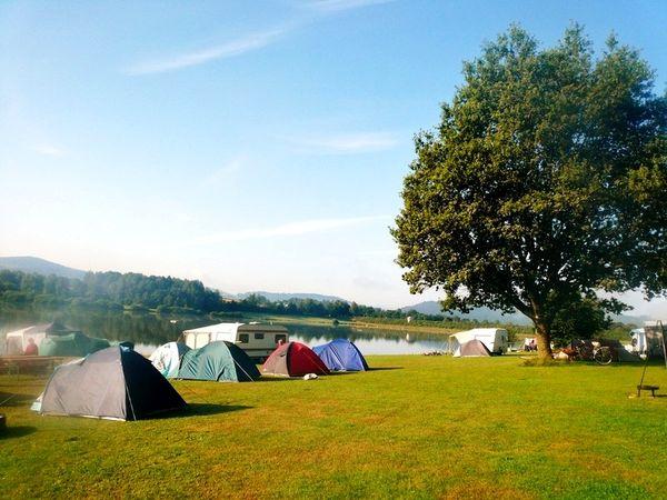 Freizeitvergnügen auf dem Campingplatz Waldmünchen am Perlsee