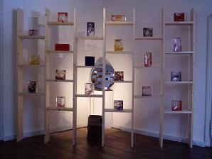 Ausstellung in der Glasschmiede und Galerie Gibacht