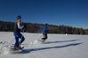 Schneeschuhwandern im Waldmünchner Urlaubsland