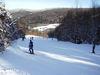 Skifahren am Skilift Unterhütte bei Waldmünchen im Naturpark Oberer Bayerischer Wald