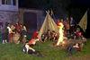 Pandurenlager bei den Trenck-Festspielen in Waldmünchen