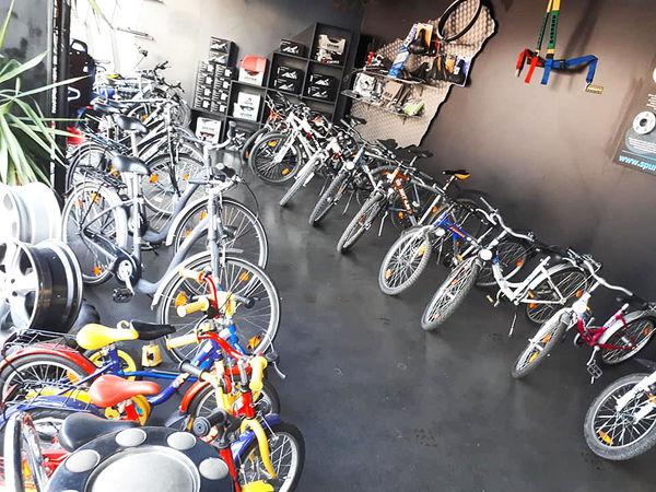 Fahrradverleih Autohaus Wagner
