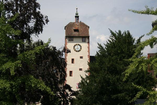 Oberes Tor (Schaffhauser Tor) Waldshut