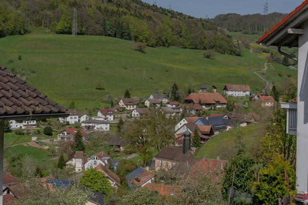Blick auf Eschbach