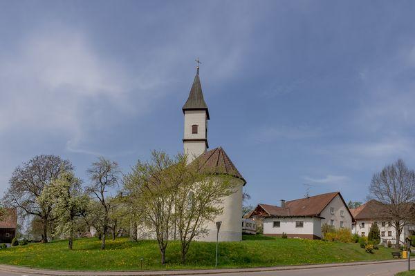 Kirche in Waldkirch