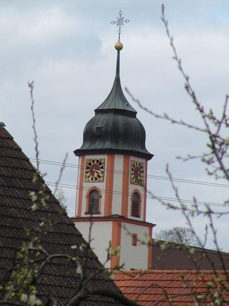 Kirche Krenkingen