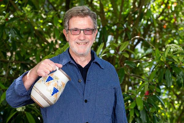 Zum Thema Weinbau gibt es in Waldshut viel zu erzählen. Fachmann auf diesem Gebiet ist Raimund Walde.