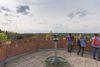Ausblick vom Wasserturm Waldsieversdorf, Foto: TMB Fotoarchiv, Steffen Lehmann