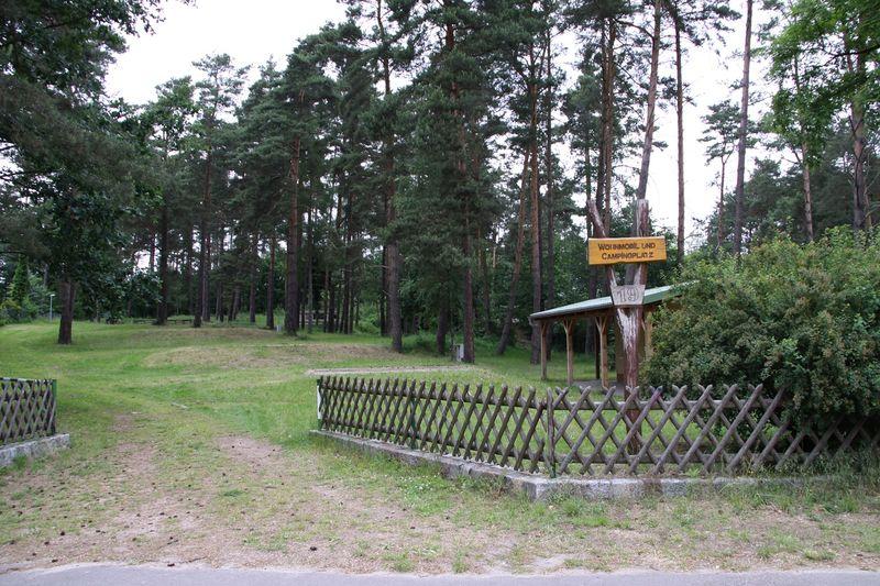 Campingplatz in Waldsieversdorf, Foto: Annett Rietz