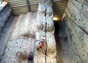 Indoor-Kletteranlage in Waldstetten