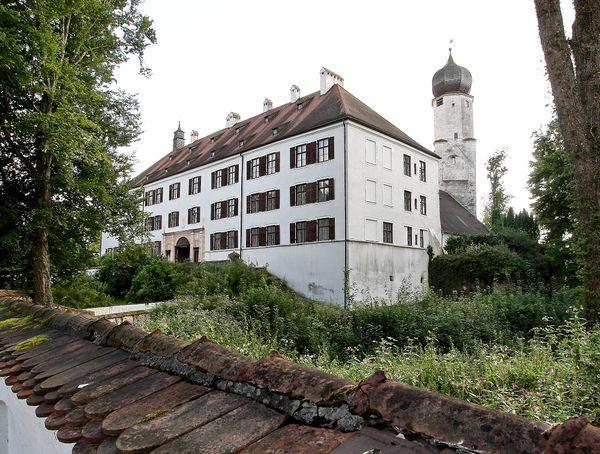 Schloss Isareck bei Wang