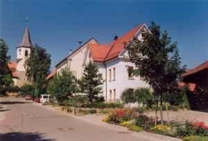 Nikolauskirche in Wangen