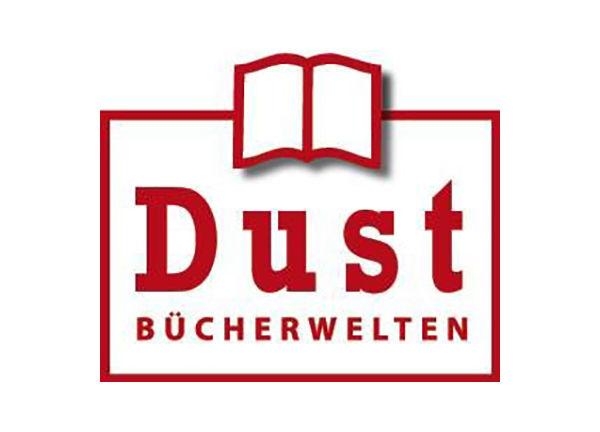 Logo Buchhandlung Dust