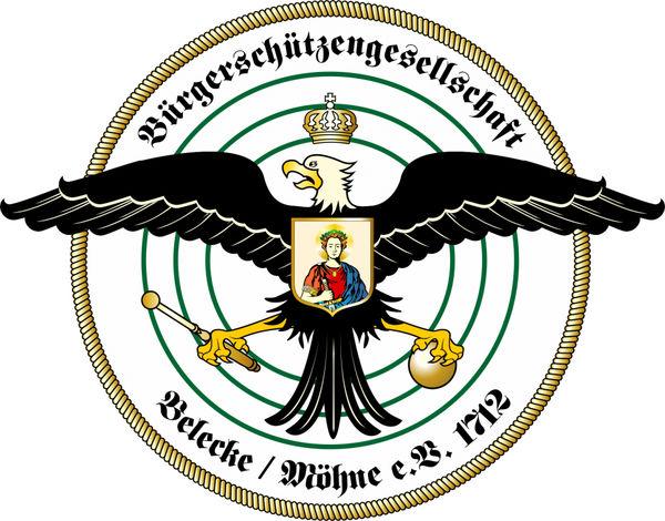 Logo Bürgerschützengesellschaft Belecke