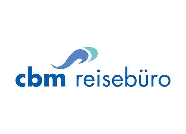 Logo cbm Reisebüro