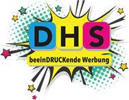 Logo dhs Druckservice Hellweg-Sauerland
