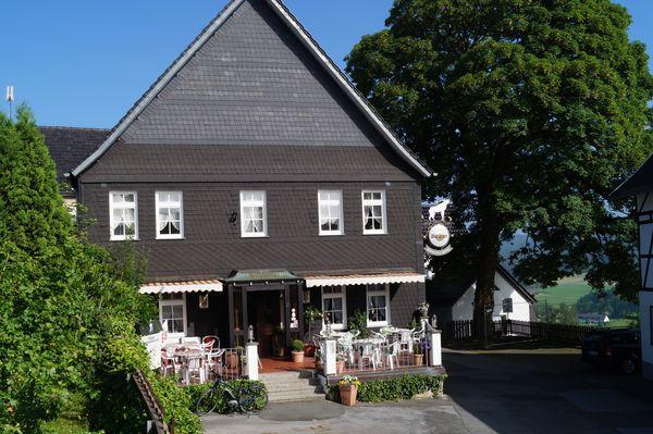 Außenansicht Gasthof Zum Hirsch