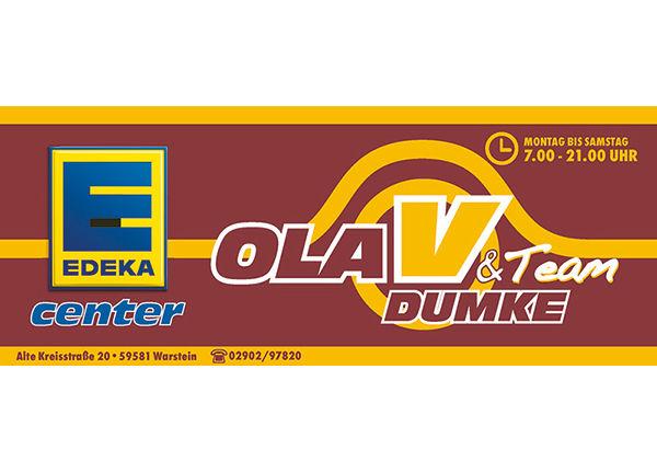 Logo E Center Olav Dumke