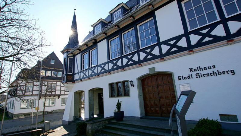 Altes Rathaus Hirschberg