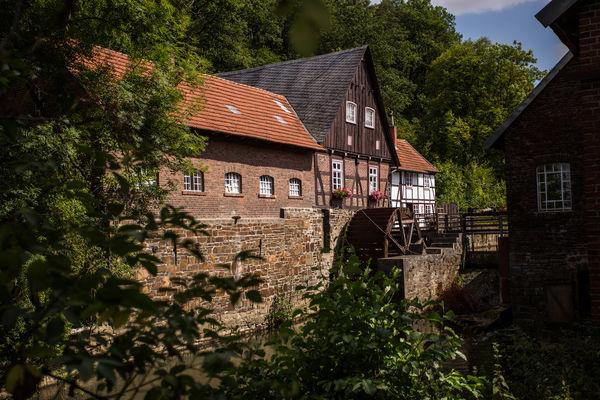 Außenansicht Mühle