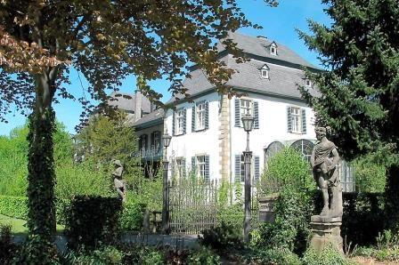Haus Kupferhammer Außenansicht