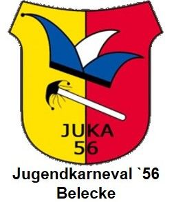 Logo Jugendkarneval '56 Belecke